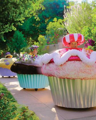 Cupcake Car